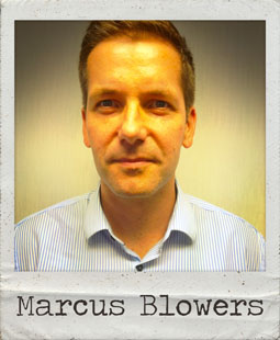 Marcus Blowers