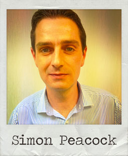Simon Peacock