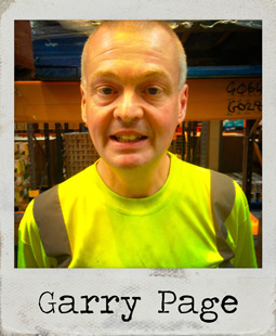 Garry Page