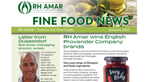 Fine Food News - Autumn '17 out now