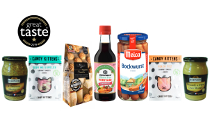 7 products earn 1-star Great Taste Awards