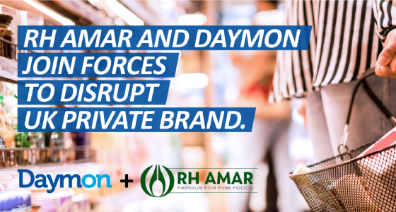 RH Amar and Daymon partner on private label