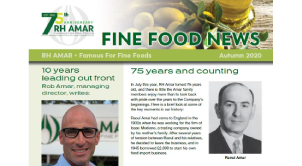 Fine Food News - Anniversary special out now